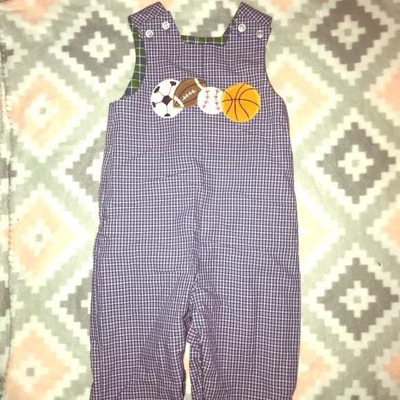 Other - Baby boy jumpsuit